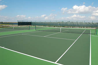 HFC Tennis Courts